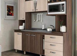 cozinha compacta aurora