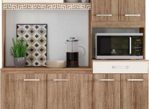 Kit Cozinha Yara 160 – Cor 197